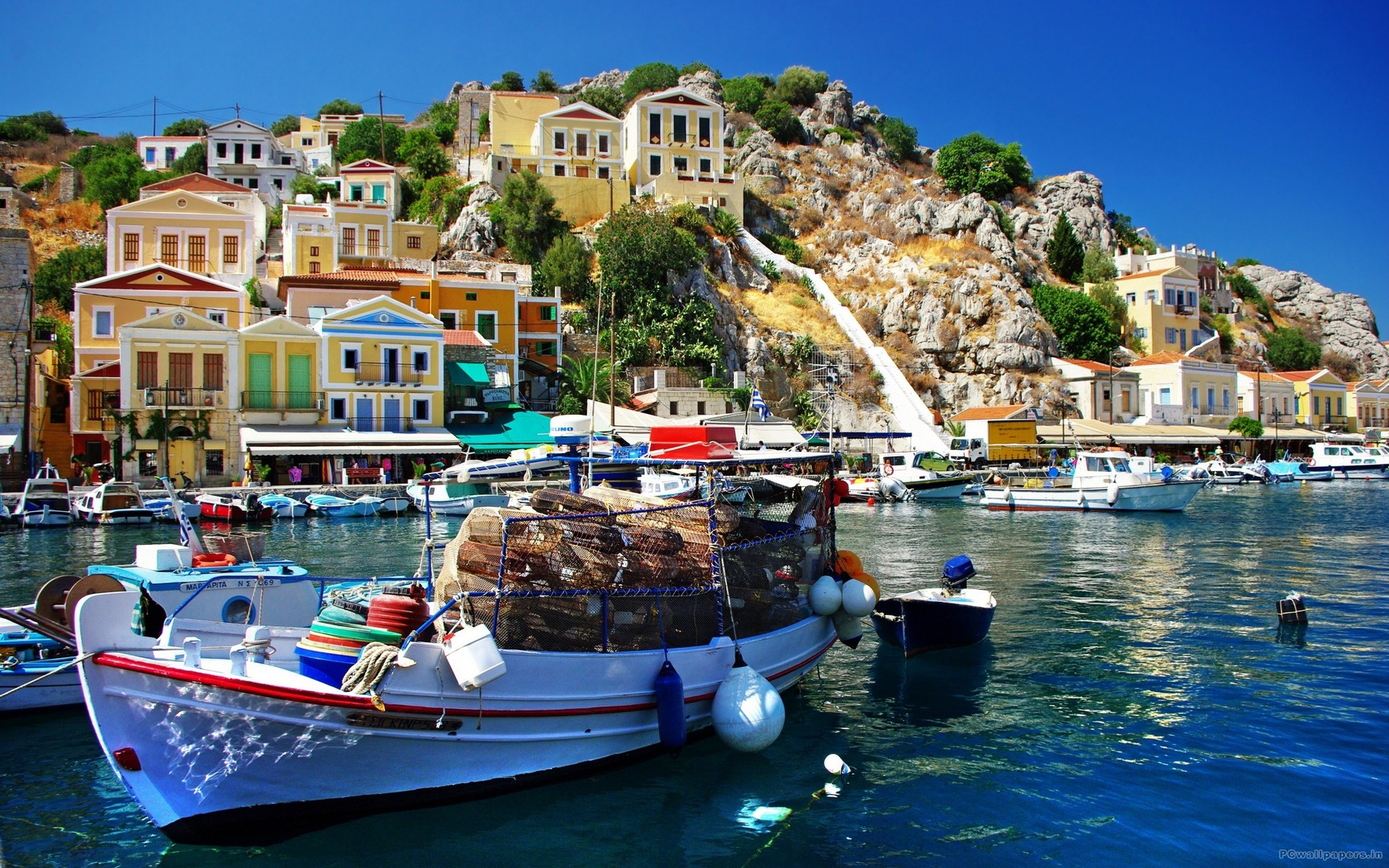 Destination Symi