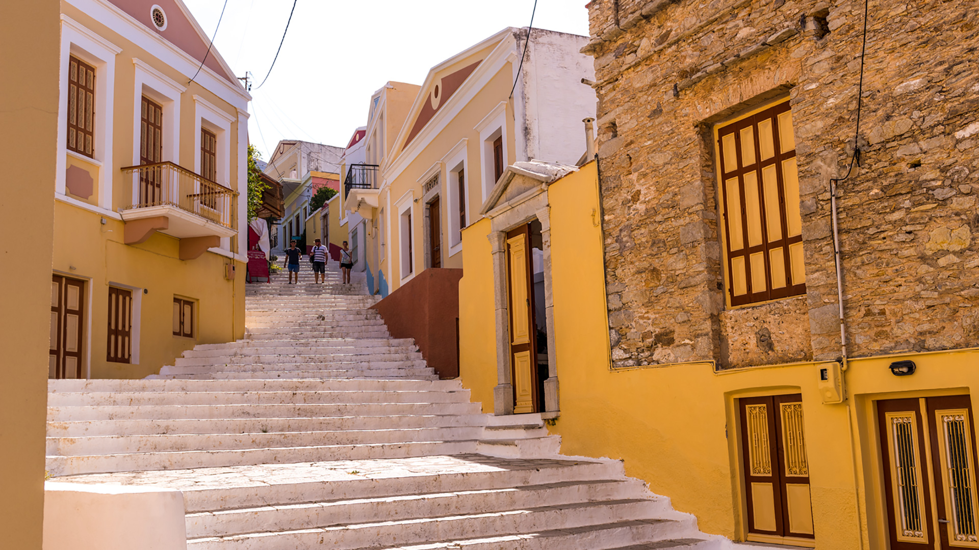Visit Symi with Sea Dreams