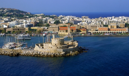FULL DAY CRUISE TO RHODES